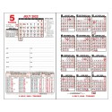Ultimate Financial Calendar Refill for 2022
