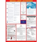 Indiana State Labor Law Poster