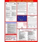 Alaska State Labor Law Poster