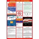 Arizona State Labor Law Poster