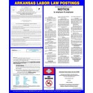 Arkansas State Labor Law Poster