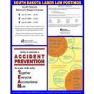South Dakota State Labor Law Poster